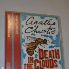 Livros em segunda mão: AUDIOBOOK DEATH IN THE CLOUDS AGATHA CHRISTIE 5 CDS UNABRIDGED READ BY HUGH FRASER - HARPER -. Lote 107444295