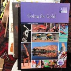 Libros de segunda mano: GOING FOR GOLD. Lote 107781098