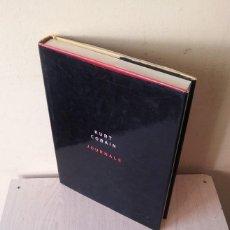 Libros de segunda mano: KURT COBAIN - JOURNALS - EL CUADERNO DE LETRAS Y DIARIOS PERSONALES - TAPA DURA 2002 - EN INGLES. Lote 108305863