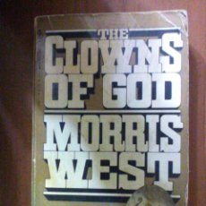 Libros de segunda mano: THE CLOWNS OF GOD. Lote 108765855