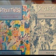 Libros de segunda mano: LIBROS INGLÉS STREET WISE. Lote 109074084