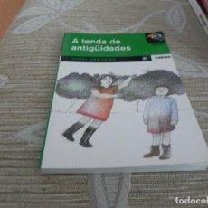 Libros de segunda mano: A TENDA DE ANTIGÜIDADES - DANIEL AMEIXEIRO - ISBN 84 - 96352-04-8. Lote 110387255