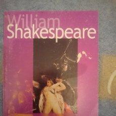 Libros de segunda mano: WILLIAM SHAKESPEARE - RICARDO III - RICHARD III -EDICION BILINGÜE ESPAÑOL INGLES --REFM3E1. Lote 110803239