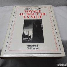 Libros de segunda mano: VOYAGE AU BOUT DE LA NUIT. Lote 111087023