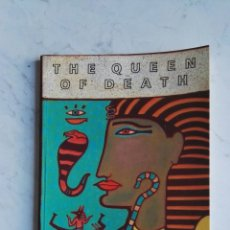Libros de segunda mano: THE QUEEN OF DEATH JHON MILNE HEINEMANN LIBRO EN INGLÉS. Lote 111592516