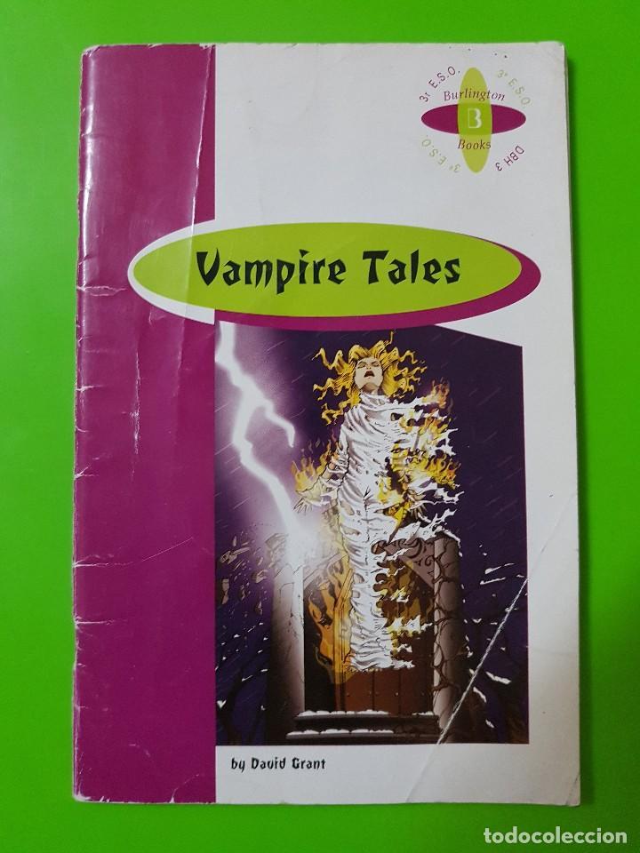 VAMPIRE TALES POR DAVID GRANT (Libros de Segunda Mano - Otros Idiomas)