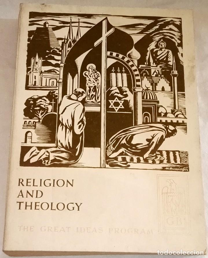 Religion And Theology - Encyclopedia Britannica 1961