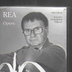 Libros de segunda mano: OPERE / DOMENICO REA. MILANO : MONDADORI, 2005. 17X11 CM. CXLII + 1742 P.. Lote 113090847