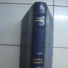 Libros de segunda mano: MISSIONS SECRETES. OTTO SKORZENY. FLAMMARION, 1950. ENCUADERNADO EN PIEL. . Lote 113295079