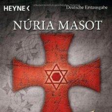 Libros de segunda mano: DEUTSCH ALEMÁN NURIA MASOT DIE MACHT DES TEMPLERS CRIMEN MISTERIO. Lote 113477995