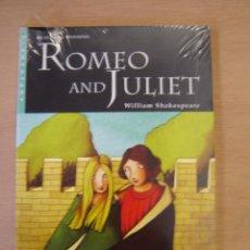 Libros de segunda mano: ROMEO AND JULIETT (INGLÉS - ELEMENTARY) - WILLIAM SHAKESPEARE. Lote 113496099