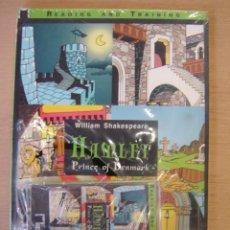 Libros de segunda mano: HAMLET (INGLÉS- BEGINNER) - WILLIAM SHAKESPEARE. Lote 113499599