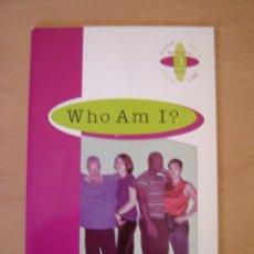 Libros de segunda mano: WHO AM I ? ( INGLÉS- 3º - ESO) - RAMÓN IBARRA RUBIO. Lote 113657739