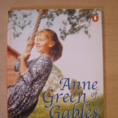 Libros de segunda mano: ANNE GREEN OF GABLES ( INGLÉS- 2- ELEMENTARY) - L. M. MONTGOMERY. Lote 113687339