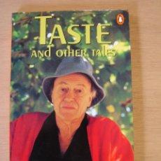 Libros de segunda mano: TASTE AND OTHER TALES ( INGLÉS- 5 UPER INTERMEDIATE) - ROALD DAHL. Lote 113693767