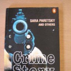 Libros de segunda mano: CRIME STORY COLLECTION ( INGLÉS- 4 INTERMEDIATE) - SARA PARETSKY AND OTHERS. Lote 113698287