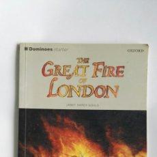 Libros de segunda mano: THE GREAT FIRE OF LONDON OXFORD. Lote 113765984