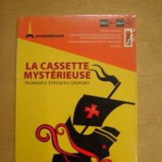 Libros de segunda mano: LA CASSETTE MYSTÉRIEUSE (FRANCÉS - INTERMÉDIAIRE ) - FLORENCE ESPOSITO DUPORT. Lote 113832091