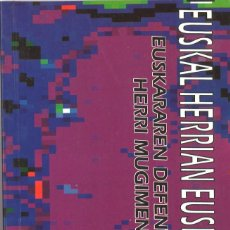Libros de segunda mano: EUSKAL HERRIAN EUSKARAZ. Lote 114382311