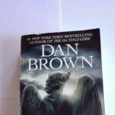 Libros de segunda mano - Angels and Demons Dan Brown en inglés - 114820003