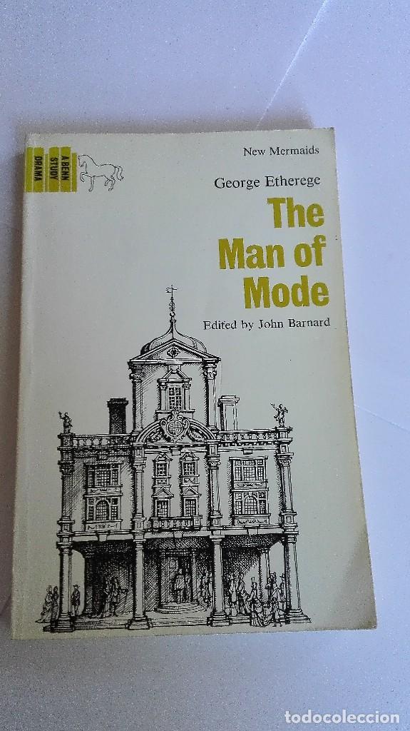 THE MAN OF MODE GEORGE ETHEREGE EN INGLÉS (Libros de Segunda Mano - Otros Idiomas)