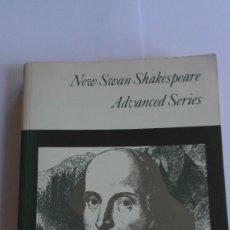 Libros de segunda mano: KING LEAR WILLIAM SHAKESPEARE NEW SWAN SHAKESPEARE ADVANCED SERIES EN INGLÉS. Lote 114829575