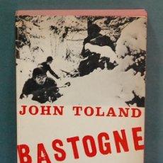 Libros de segunda mano: BASTOGNE. JOHN TOLAND. TEXTO EN FRANCES. Lote 114884003