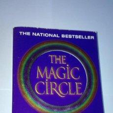 Libros de segunda mano: THE MAGIC CIRCLE KATHERINE NEVILLE EN INGLÉS. Lote 114884719