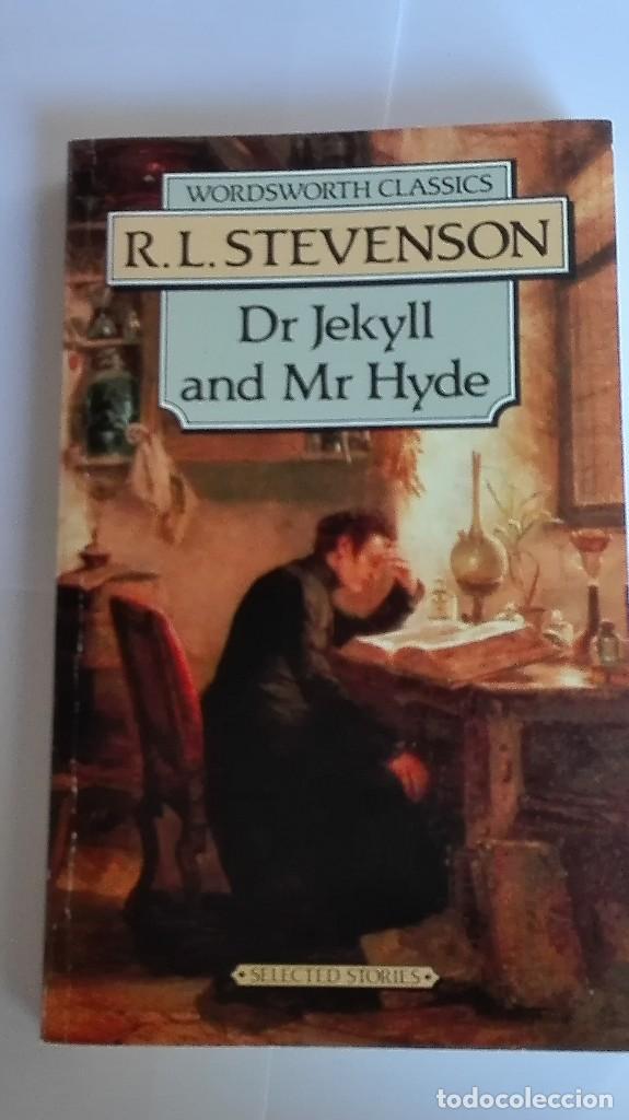 DR JEKYLL AND MR HYDE R. L. STEVENSON EN INGLÉS (Libros de Segunda Mano - Otros Idiomas)