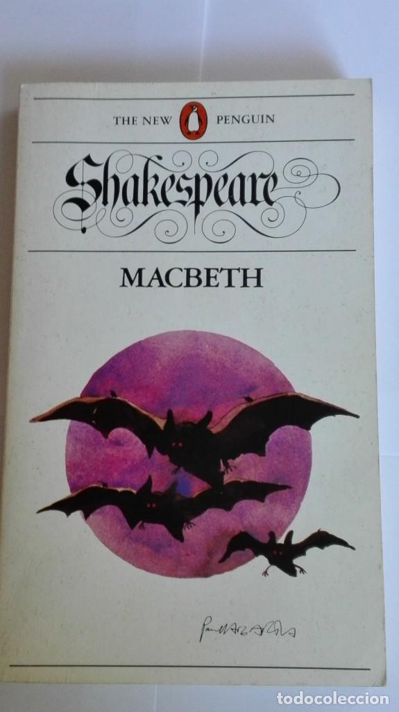 MACBETH WILLIAM SHAKESPEARE EN INGLÉS (Libros de Segunda Mano - Otros Idiomas)