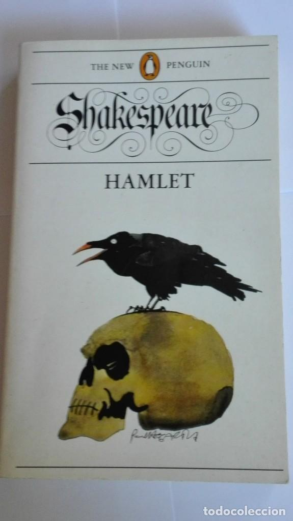 HAMLET WILLIAM SHAKESPEARE EN INGLÉS (Libros de Segunda Mano - Otros Idiomas)