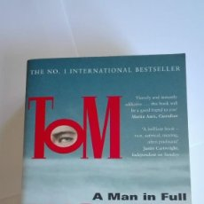 Libros de segunda mano: A MAN IN FULL TOM WOLFE EN INGLÉS. Lote 114988567