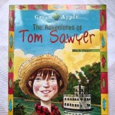 Libros de segunda mano: THE ADVENTURES OF TOM SAWYER. Lote 115460931
