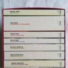 Libros de segunda mano: LOTE DE 10 LIBROS EN INGLÉS CON ESTUCHE, CLÁSICOS CONTEMPORÁNEOS, DESDE 1972 HASTA 2002. Lote 116378979