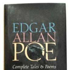 Libros de segunda mano: EDGAR ALLAN POE. COMPLETE TALES & POEMS - CASTLE BOOKS. Lote 116765447