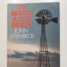 Libros de segunda mano: OF MICE AND MEN - JOHN STEINBECK. Lote 116801355