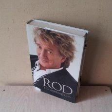 Libros de segunda mano: ROD STEWART - AUTOBIOGRAPHY - CENTURY 2012 - IDIOMA INGLES. Lote 118451127
