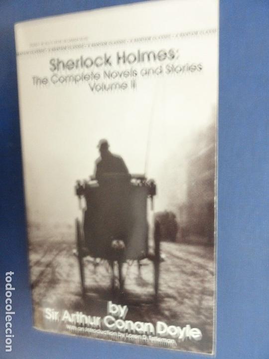 SHERLOCK HOLMES - THE COMPLETE NOVELS AND STORIES VOLUME II (Libros de Segunda Mano - Otros Idiomas)