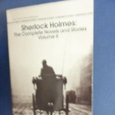 Libros de segunda mano: SHERLOCK HOLMES - THE COMPLETE NOVELS AND STORIES VOLUME II. Lote 118467719
