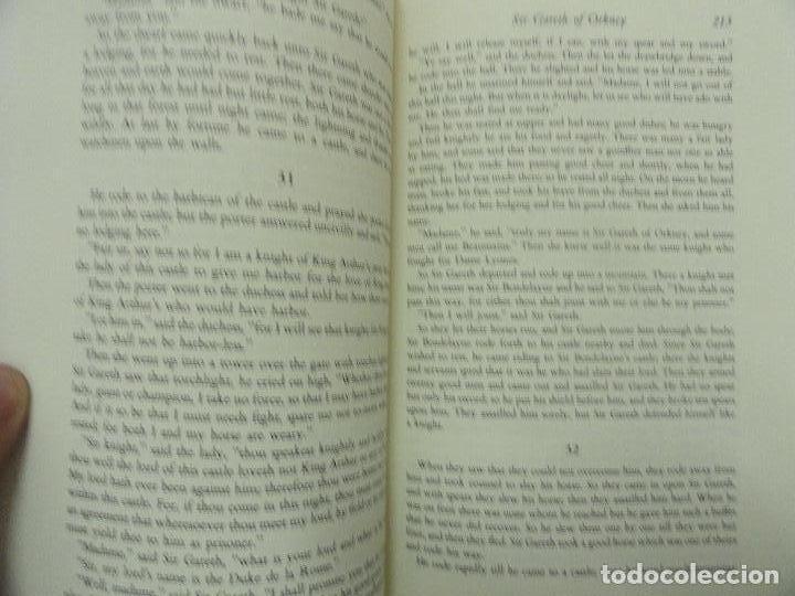 Libros de segunda mano: Le Morte dArthur - Sir Thomas Malory - Foto 3 - 118466935