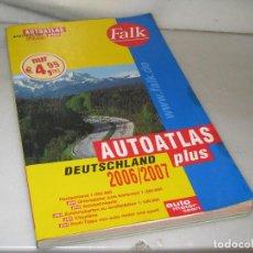 Libros de segunda mano: AUTO ATLAS PLUS DEUTSCHLAND 2006-2007. Lote 118657371