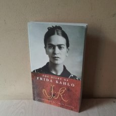 Libros de segunda mano: THE DIARY OF FRIDA KAHLO - AN INTIMATE SELF PORTRAIT - BLOOMSBURY 2001 - IDIOMA INGLES. Lote 119681047
