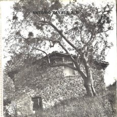 Libros de segunda mano: XENPELAR BERTSOLARIA. ANTONIO ZAVALA. 1969. Lote 119991683