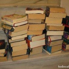Libros de segunda mano: LOTE DE 45 LIBROS, EN SU MAYORIA ALEMANES. Lote 121914179