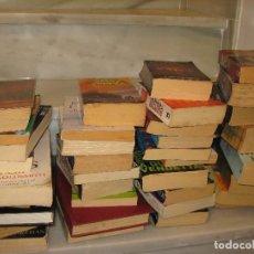 Libros de segunda mano: LOTE DE 35 LIBROS EN INGLÉS. Lote 121914687