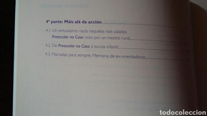Libros de segunda mano: Medrando na comunidade. A contribución de Preescolar na Casa área Educación Infantil en Galicia - Foto 3 - 122210616