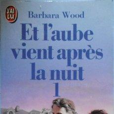 Libros de segunda mano: LIBROS EN FRANCES DE BARBARA WOOD Nº27. Lote 123547747