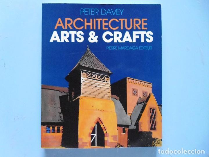 LIBRO EN FRANCES: ARCHITECTURE ARTS & GRAFFTS PETER DAVEY Nº39 (Libros de Segunda Mano - Otros Idiomas)
