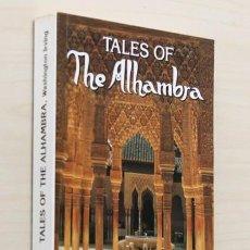 Libros de segunda mano: TALES OF THE ALHAMBRA. (ILLUSTRATED / NEW) - IRVING, WASHINGTON. Lote 124415300