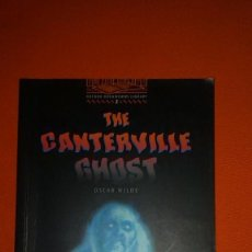 THE CANTERVILLE GHOST (OSCAR WILDE) - OXFORD BOOKWORMS LIBRARY